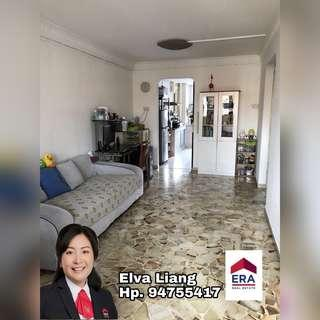 3-Room HDB FOR SALE@BUKIT GOMBAK