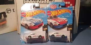 Hot Wheels Magnus Walker Set 964 Outlaw
