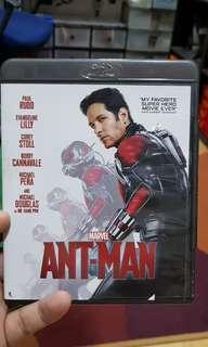 Ant-Man Blu-ray Target Exclusive
