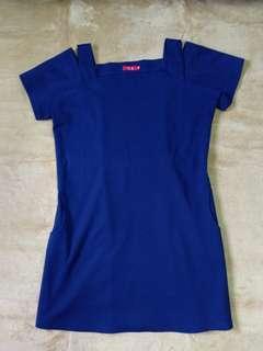 Blue skirt 2XL