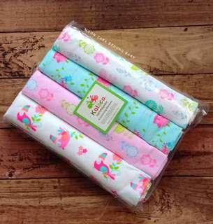 Baby Swaddle Cotton Flannel