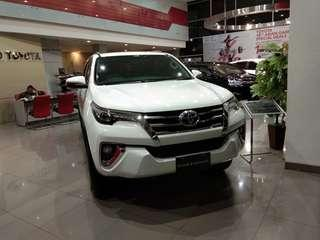 New Fortuner VRZ AT Diesel