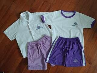 CGM Uniform & PE Attire (Boy)