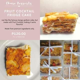 Fruity Fridge Cake