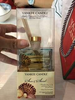 Yankee Candle Reed Diffuser (Sun and Sand)