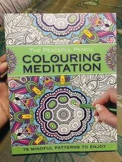 Coloring Mandala Book
