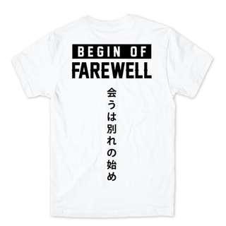 Begin of Farewell