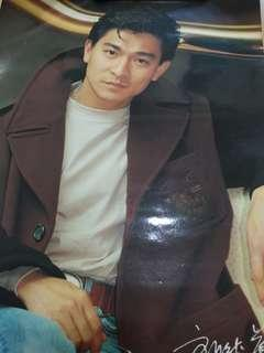 Andy Lau Poster