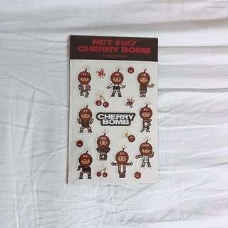 NCT DIY Heat Sticker