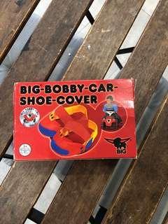 🚚 Big Bobby Car shoe cover