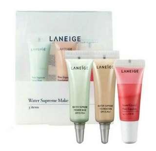laneige water supreme make up gift 3