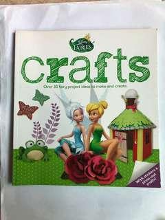 Fairies Craft Book