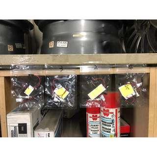 售LED 室內燈 後行李箱燈 車門燈