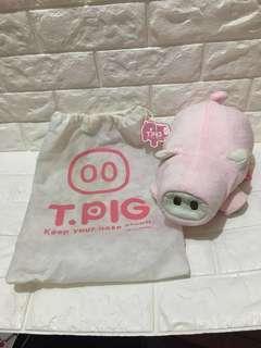 可愛粉紅🐷⋯⋯紙巾套