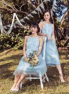 Dress / Bridesmaid dress / Tutu dress
