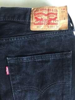 Lévis Jeans 501