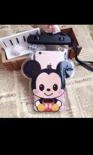 Mickey Mouse Waterproof Phone Pouch