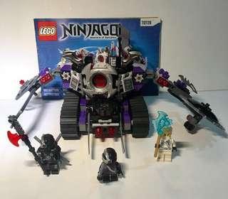 Lego Ninjago model 70726