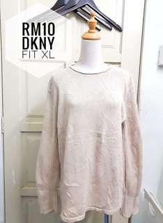 Knitted Top Dkny