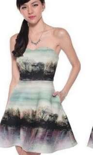 Love Bonito Farryne Tube Dress