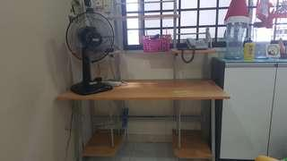 Computer table for sale.