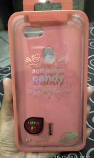 Softcase f7 pink original