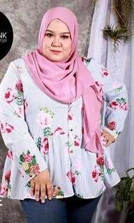Plus size blouse #new99