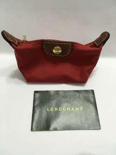 Longchamp 零錢包