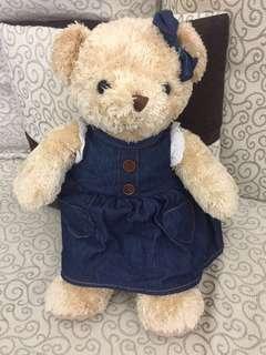 🚚 泰迪熊娃娃