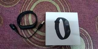 Xiaomi Mi Band 2 *BOX , CHARGER AND STRAP ONLY*