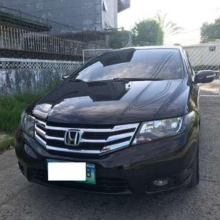 Honda City 2013 1.5 E AT