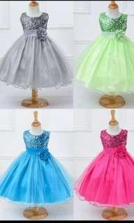 Princess Dress girl evening dress
