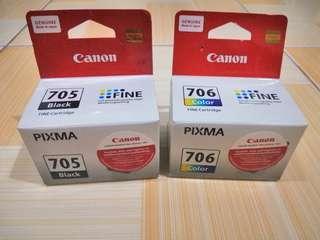 Canon Pixma P200 Ink