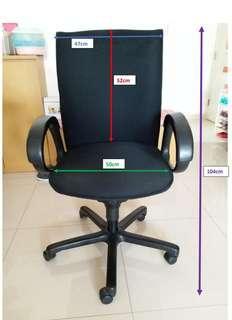 歐洲大班椅x2