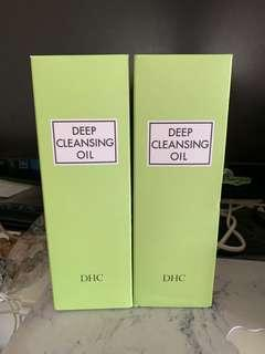 🚚 DHC deep cleansing oil 200ml
