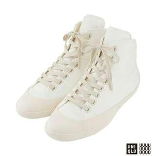 Uniqlo U lace-up sneakers