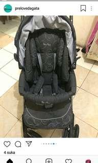 Limited Silvercross 3d pram good condition