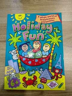 Children story and activity books