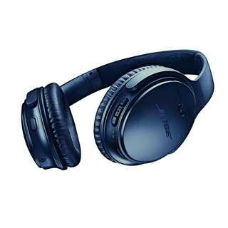 Bose QC35 Series 2 Limited Edition Triple Midnight