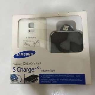 Samsung Galaxy S5 S Charger Kit