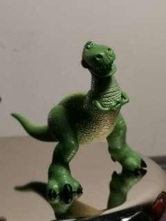 (全新)Rex 抱抱龍 扭蛋 Toy Story 3 巴斯光年