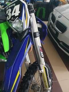 Sherco sefr 300 motocross