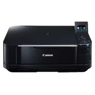 Canon MG5270 WiFi Color Inkjet Printer