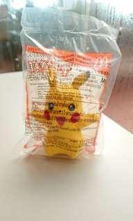 McDonald Happy meal Pokemon Toy - Pikachu