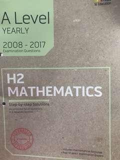 A level H2 Math Yearly TYS