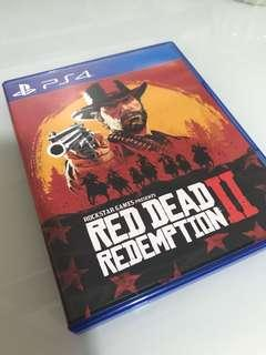PS4 RED DEAD REDEMPTION2 中英文版
