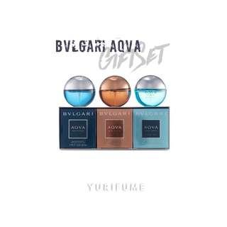 Bvlgari Aqva Set #NEW99