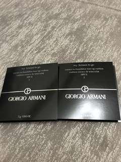 Giorgio Armani cushion