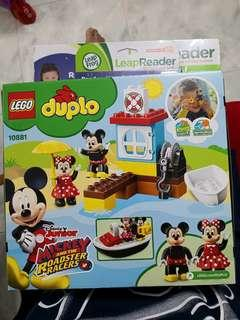 Lego 10881 Mickey and the Roadster Racers