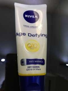 FREE BLESSINGS NIVEA AGE DEFYING HAND CREAM